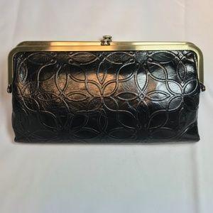 NWT HOBO embossed clutch/wallet